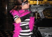 dlouhá palná zbraň
